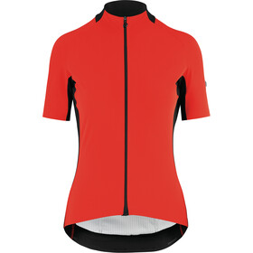 assos SS.jerseyLaalalaiEVO - Maillot manches courtes Femme - rouge/blanc